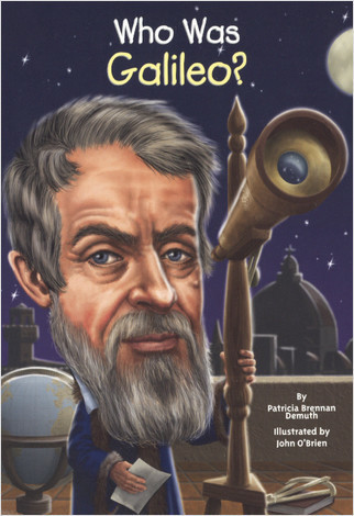 Cover: Who Was Galileo?