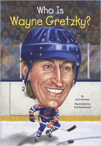 Cover: Who Is Wayne Gretzky?