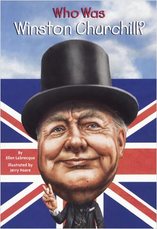 Cover: Who Was Winston Churchill?
