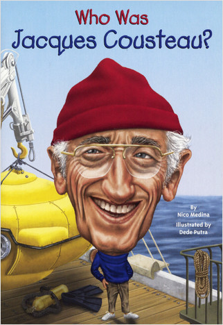 Cover: Who Was Jacques Cousteau?