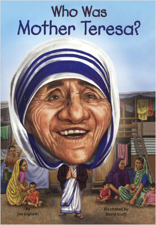 Cover: Who Was Mother Teresa?