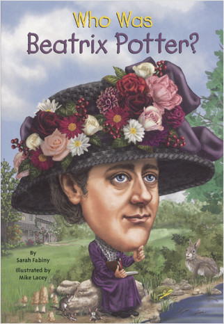 Cover: Who Was Beatrix Potter?