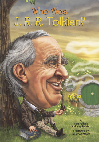 Cover: Who Was J. R. R. Tolkien?