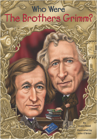 Cover: Who Were The Brothers Grimm?