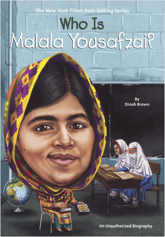 Cover: Who Is Malala Yousafzai?