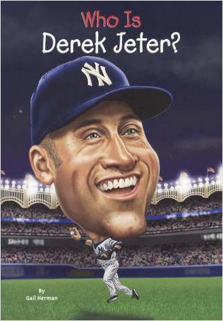 Cover: Who Is Derek Jeter?
