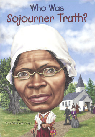 Cover: Who Was Sojourner Truth?
