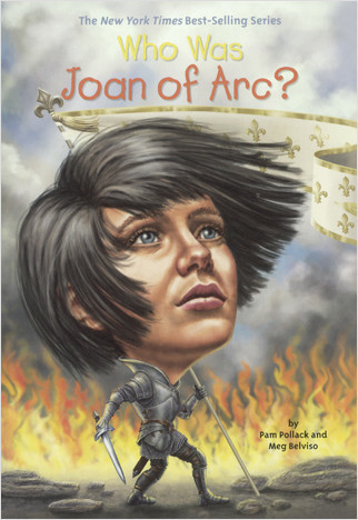 Cover: Who Was Joan Of Arc?