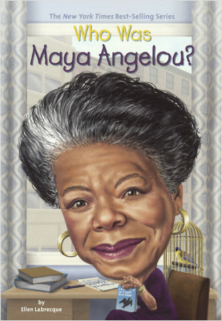 Cover: Who Was Maya Angelou?