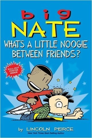 Cover: What's A Little Noogie Between Friends?