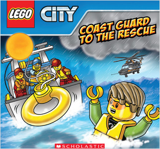 Cover: Coast Guard To The Rescue