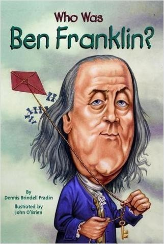 Cover: Who Was Ben Franklin?