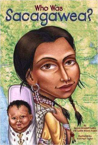 Cover: Who Was Sacagawea?