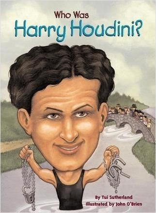 Cover: Who Was Harry Houdini?