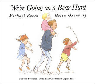 Cover: We're Going On A Bear Hunt