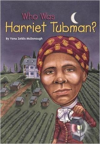 Cover: Who Was Harriet Tubman?