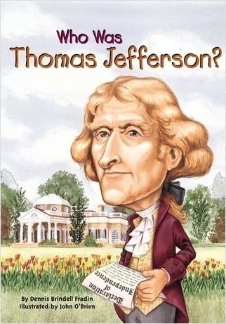 Cover: Who Was Thomas Jefferson?