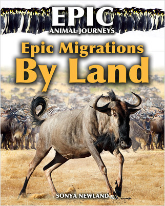 Cover: Epic Migrations by Land
