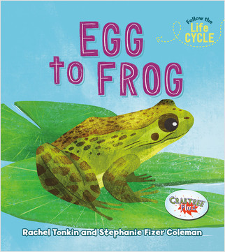 Cover: Egg to Frog