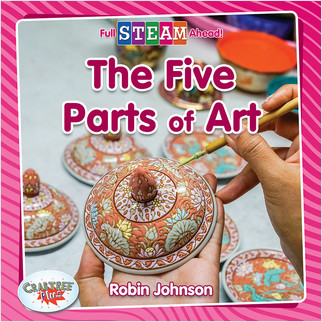 Cover: The Five Parts of Art
