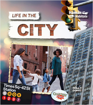 Cover: Life in the City