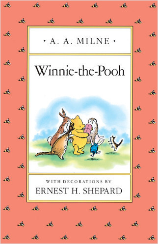 Cover: Winnie The Pooh