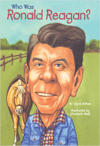 Cover: Who Was Ronald Reagan?