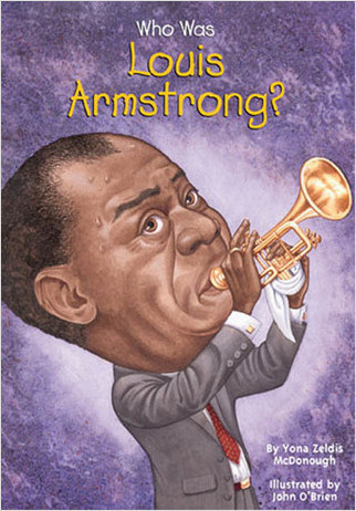 Cover: Who Was Louis Armstrong?