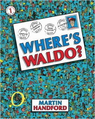 Cover: Where's Waldo? 30th Anniversary Edition