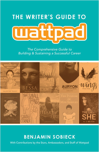 Cover: The Writer's Guide to Wattpad