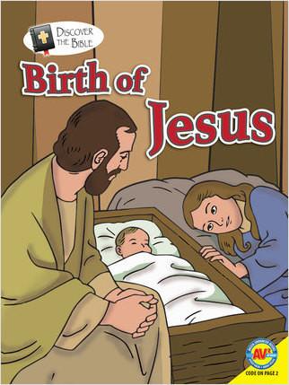 Cover: New Testament: Birth of Jesus