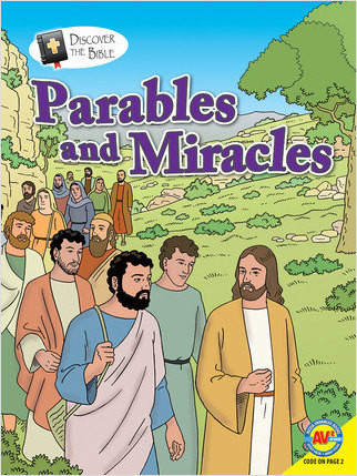 Cover: New Testament: Parables and Miracles