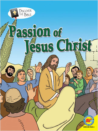 Cover: New Testament: Passion of Jesus Christ