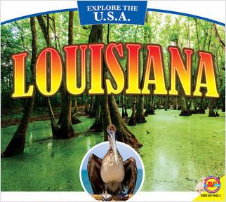 Cover: Louisiana