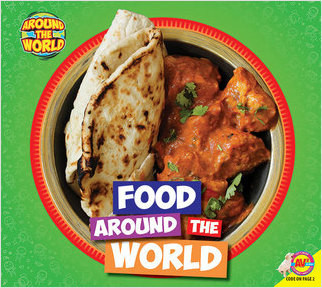 Cover: Food Around the World