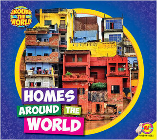 Cover: Homes Around the World