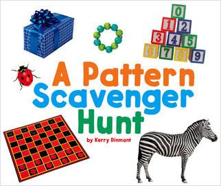 Cover: A Pattern Scavenger Hunt