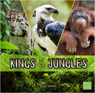 Cover: Kings of the Jungles