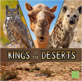 Cover: Kings of the Deserts