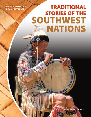 Cover: Traditional Stories of the Southwest Nations