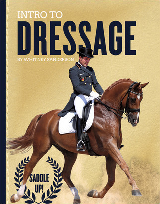 Cover: Intro to Dressage
