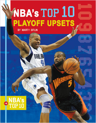 Cover: NBA's Top 10 Playoff Upsets