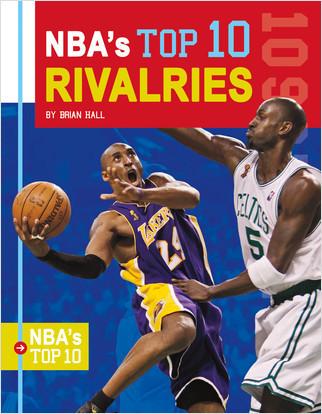 Cover: NBA's Top 10 Rivalries