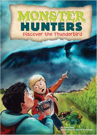 Cover: Discover the Thunderbird