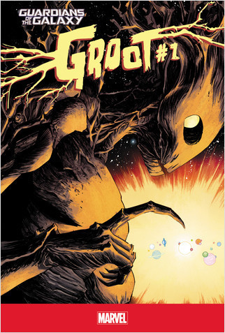 Cover: Groot #1