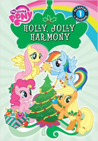 Cover: Holly, Jolly Harmony