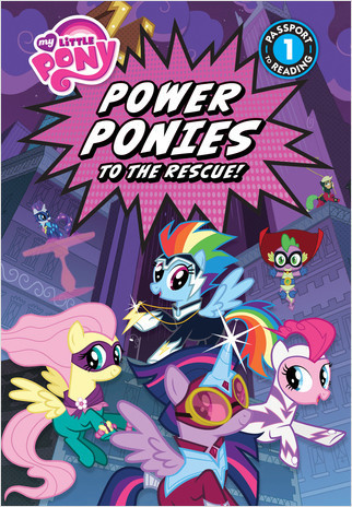 Cover: Power Ponies to the Rescue!