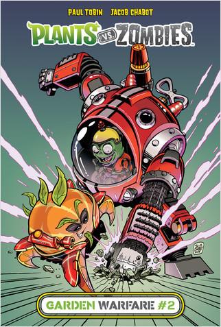 Cover: Garden Warfare #2