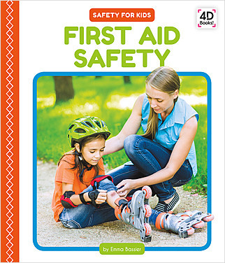 Cover: First Aid Safety