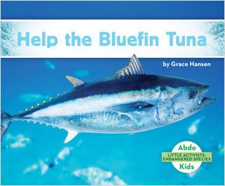Cover: Help the Bluefin Tuna